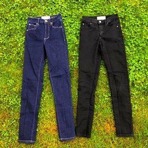 Brand New Garage Essential Jeans Bundle